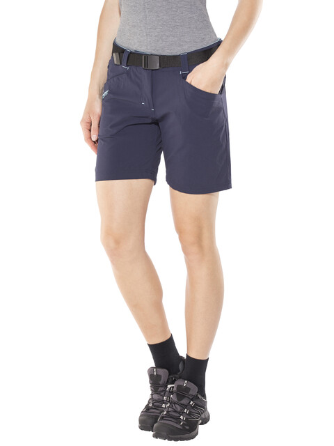 Maier Sports Lulaka korte broek Dames blauw